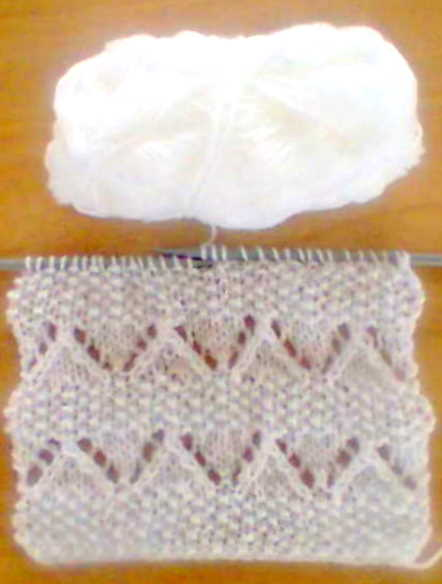 Free Fancy Knitting Stitches : KNITIT: Free Fancy Knitting Stitch: No. 80