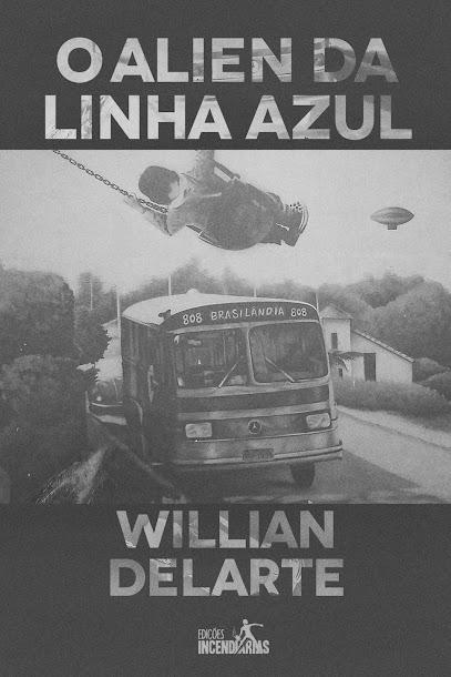 O ALIEN DA LINHA AZUL (poesia)