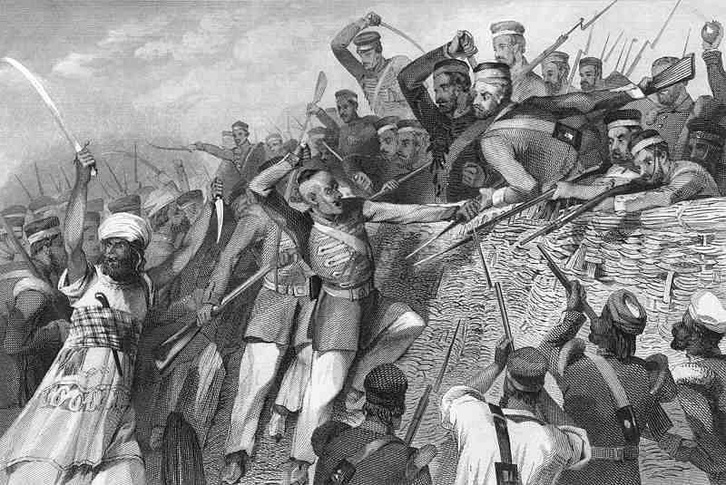 Causes of the Indian Mutiny