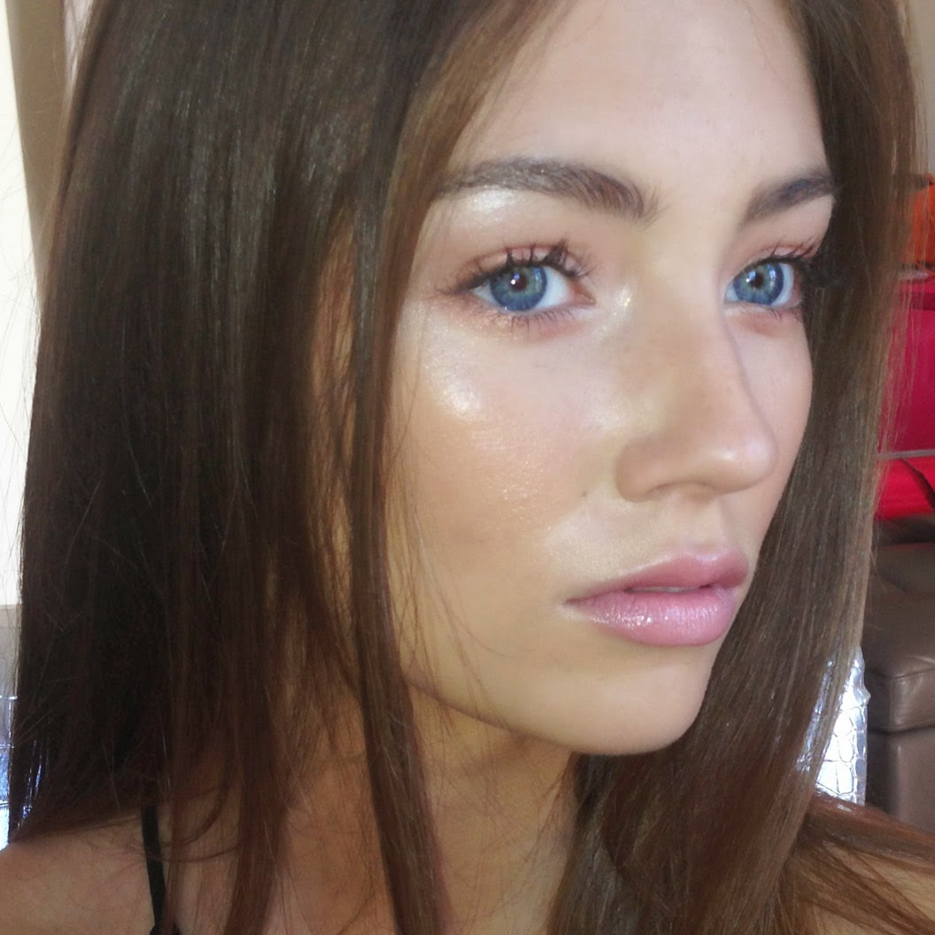 how you can achieve the natural no make up make up look on yourself or ...
