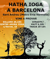 Classes Ioga Sant Andreu