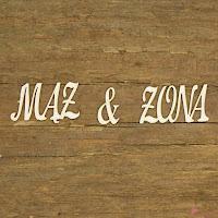 http://craftstyle.pl/pl/p/Tekturka-napis-Maz-Zona-3-szt-/14038
