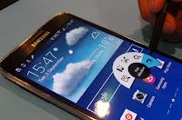 Mencoba Kemampuan Galaxy Note 3