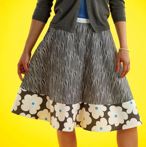 easy steps to follows for fabulous a line skirt