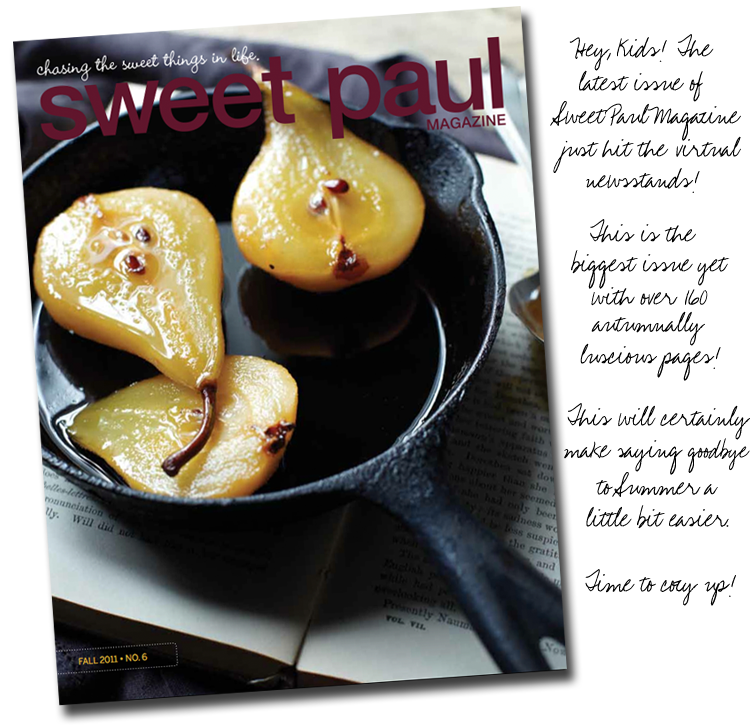 Sweet Paul Magazine Fall 2011