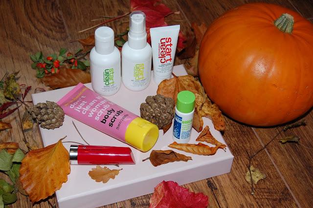October Glossybox UK