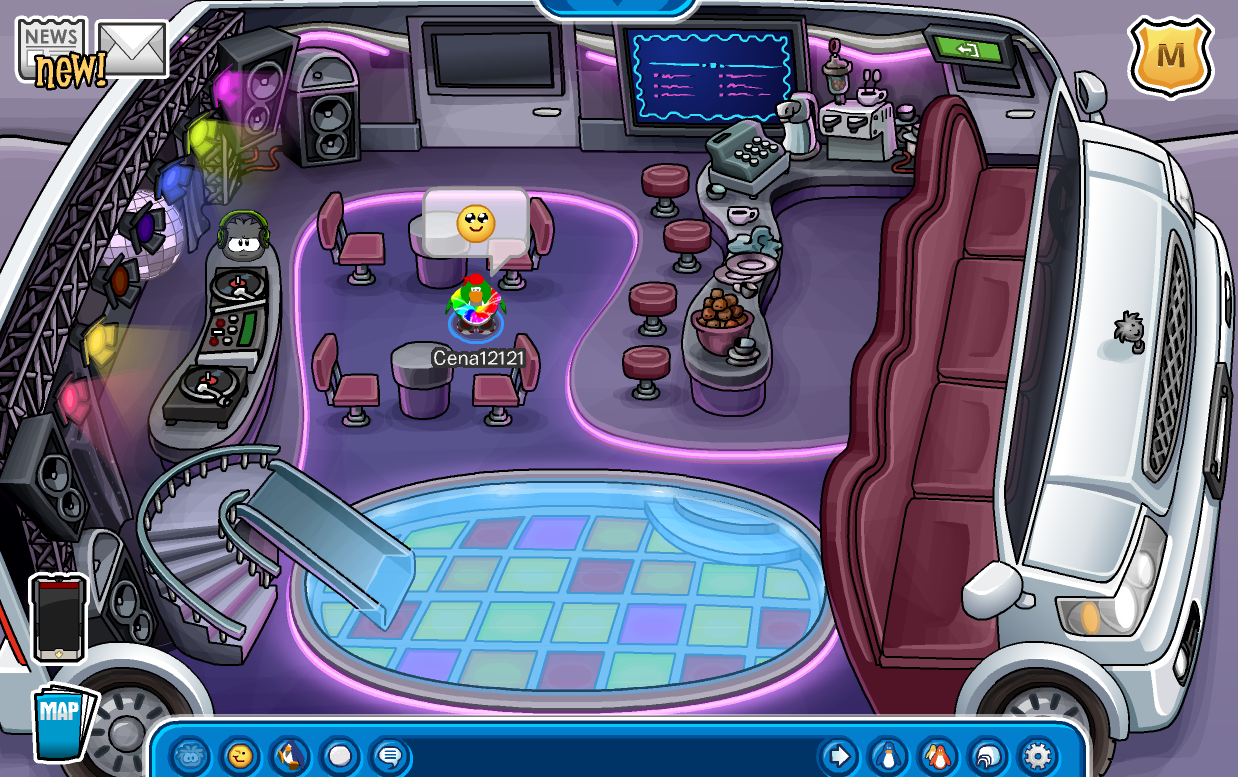 Club Penguin SoundStudio Party 2015 Cheats