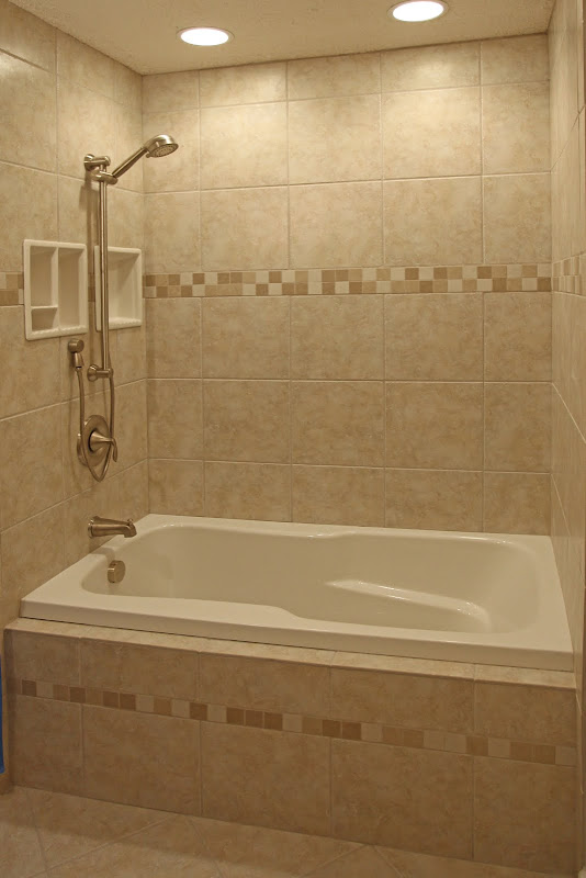 Small bathroom tile design ideas title=