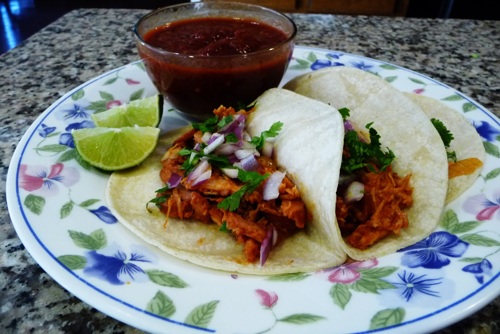 Chicken Tinga (Mexican Dish) ~ Easy Cooking