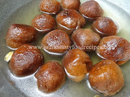Homemade Gulabjamun