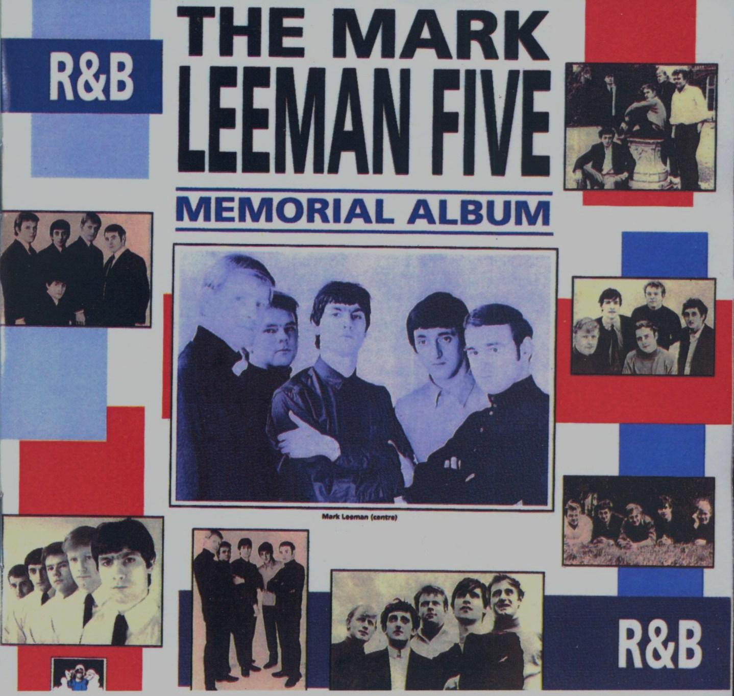 Mark Leeman Five Forbidden Fruit Going To Bluesville