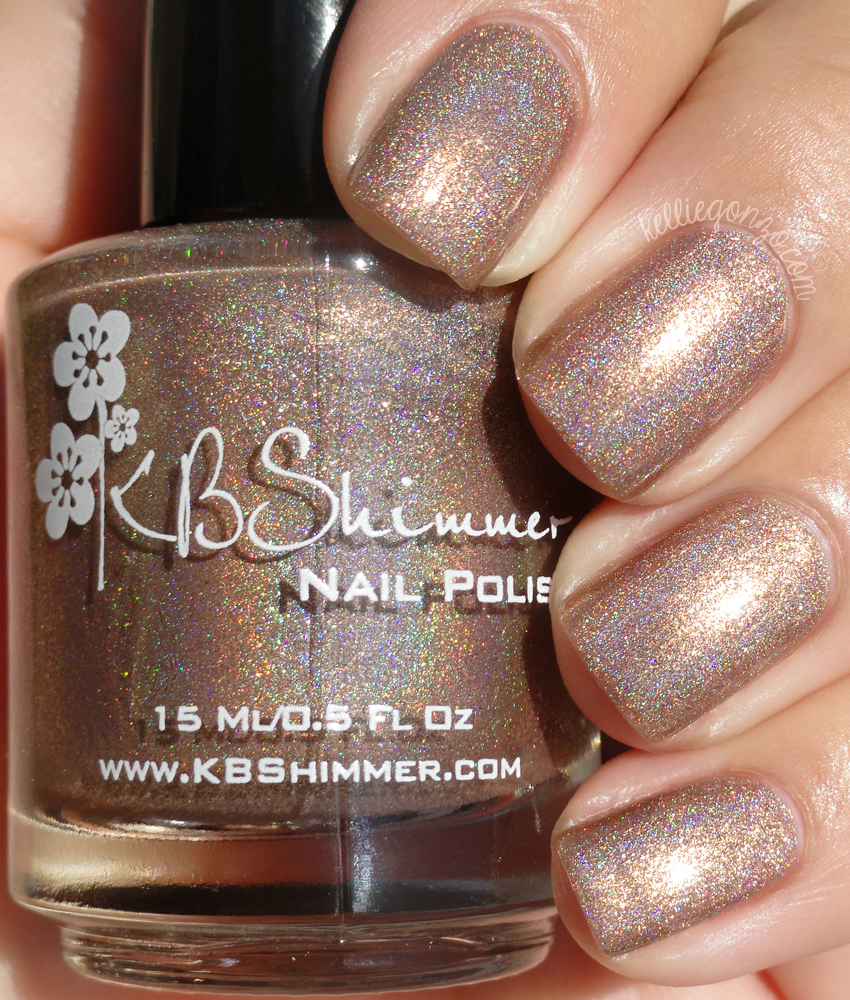 KBShimmer Big Tan On Campus