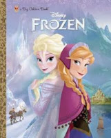 bookcover of FROZEN  by RH Disney