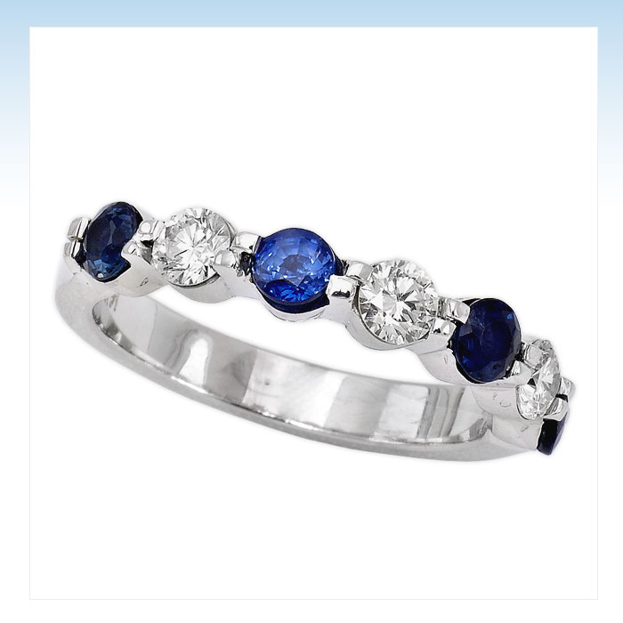 engagement rings 43ct sapphire s