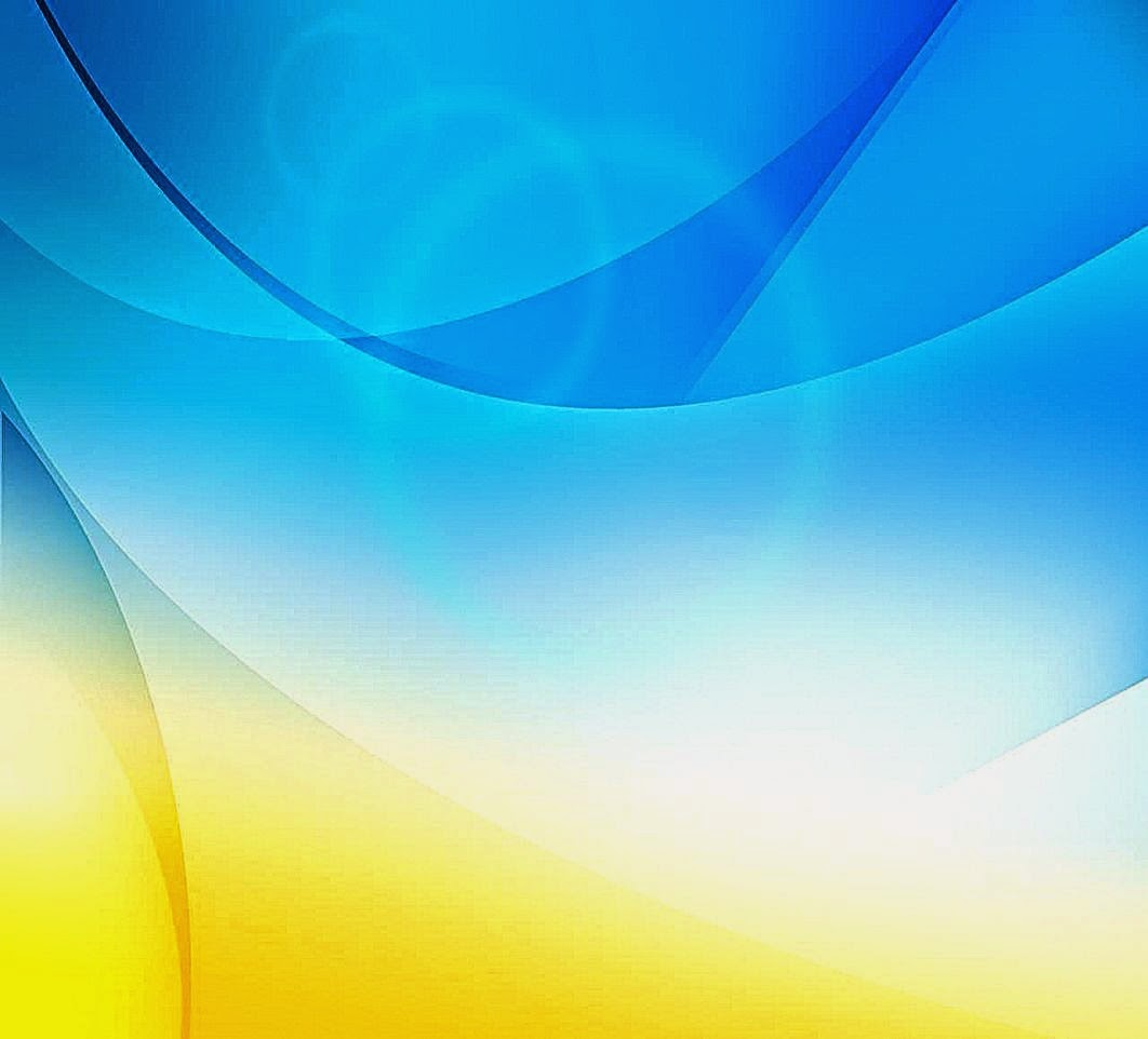 yellow to blue abstract - photo #8