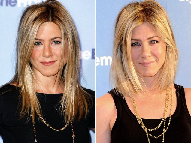 Jennifer Aniston's New Haircut
