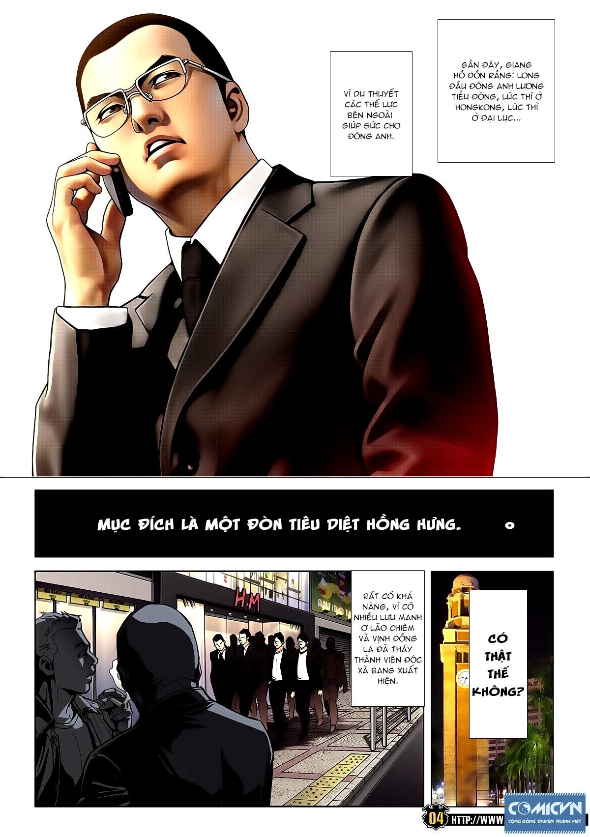 Người Trong Giang Hồ Chap 1947 - Next Chap 1948