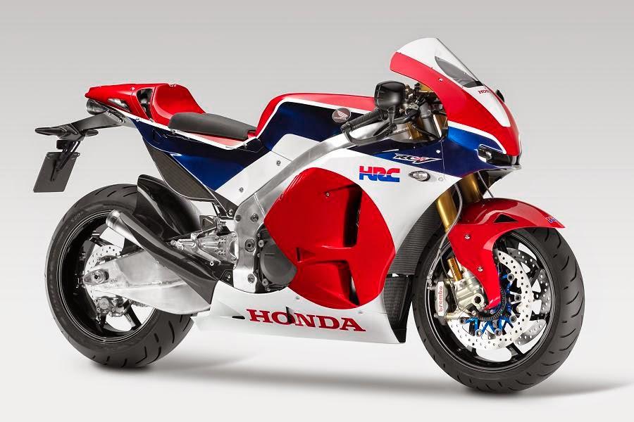 Honda RC213V-S Prototype (2015) Front Side