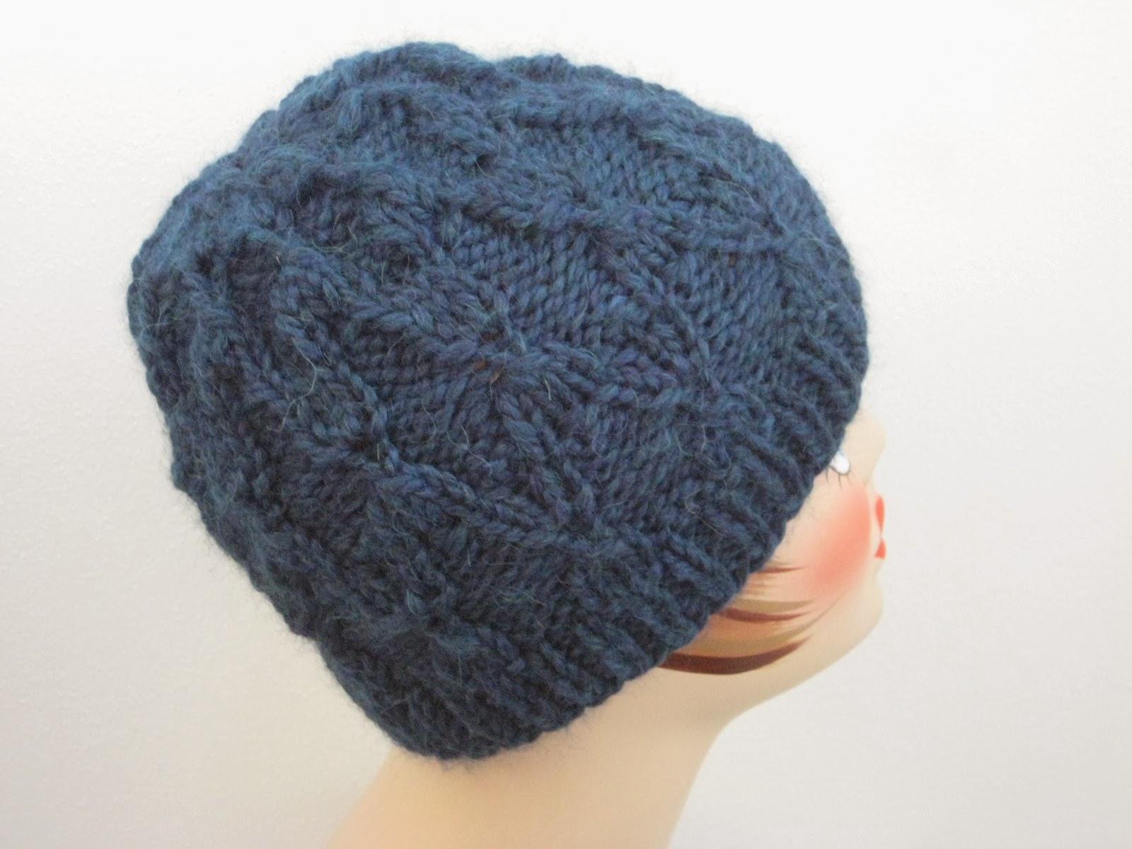 Balls To The Walls Knits Moorish Lattice Hat