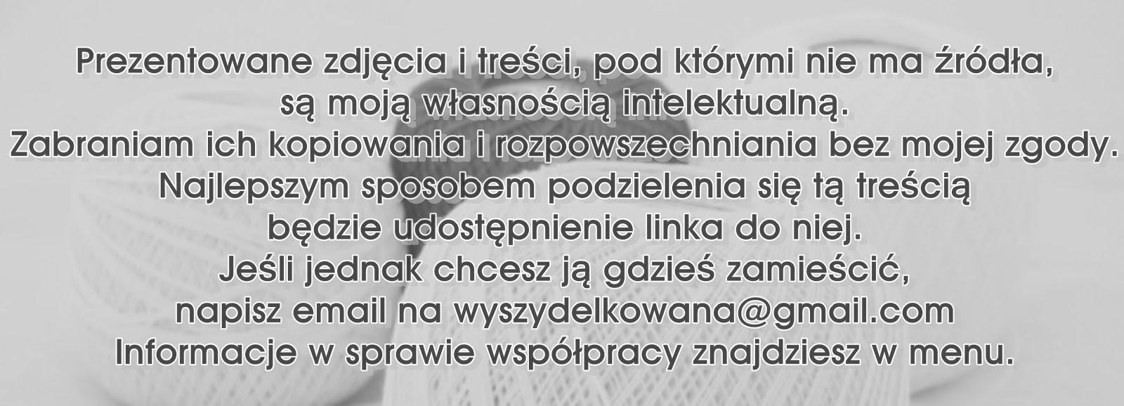 Prawa autorskie / Copyright