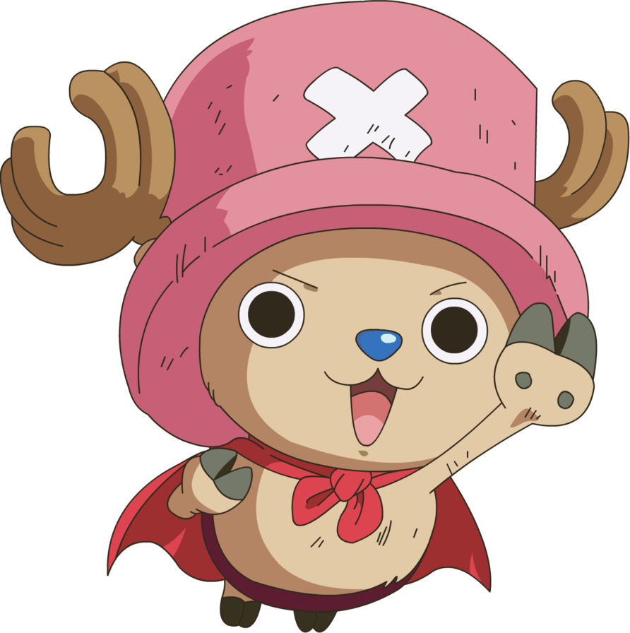 [Image: Chopper_by_Toshiharu.png]