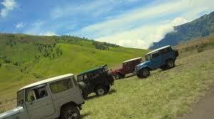 transportasi gunung bromo