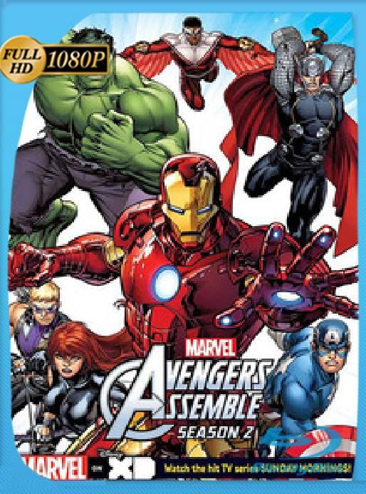 Marvel's Avengers Assemble (2013) Temporada 1,2,3,4 [1080p] [Latino] [GoogleDrive] [RangerRojo]