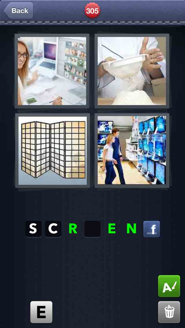 answer to 4 pics 1 word answer to 4 pics 1 word level 305 6 words. Black Bedroom Furniture Sets. Home Design Ideas