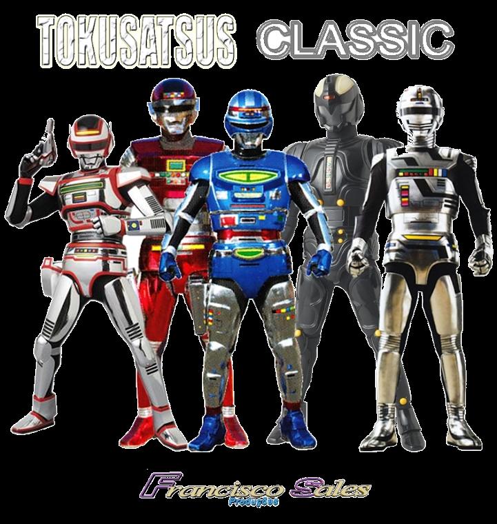 Tokusatsus Classic