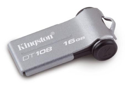 Kingston lança pendrive ultrafino e compacto 47072