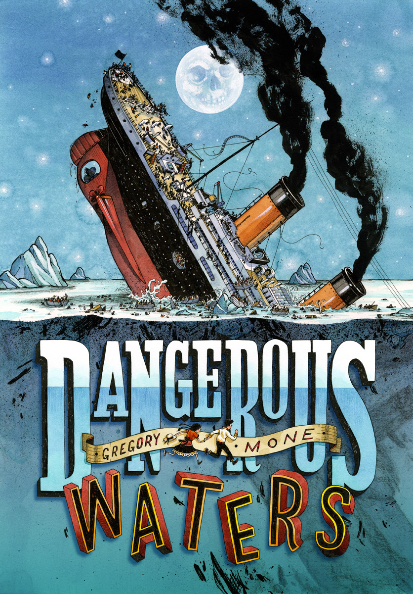 Image result for greg mone dangerous waters
