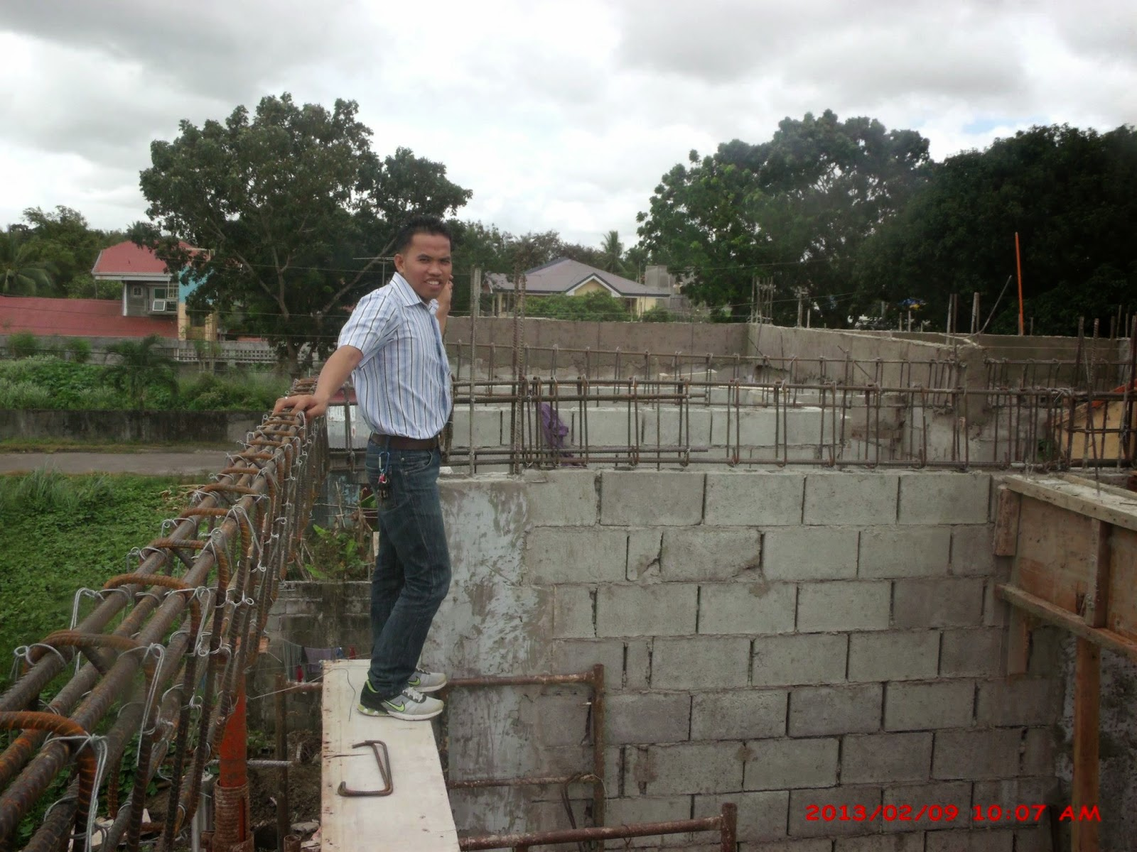 Glenville Subdivision House Construction Project In Leganes - House design 80 sqm