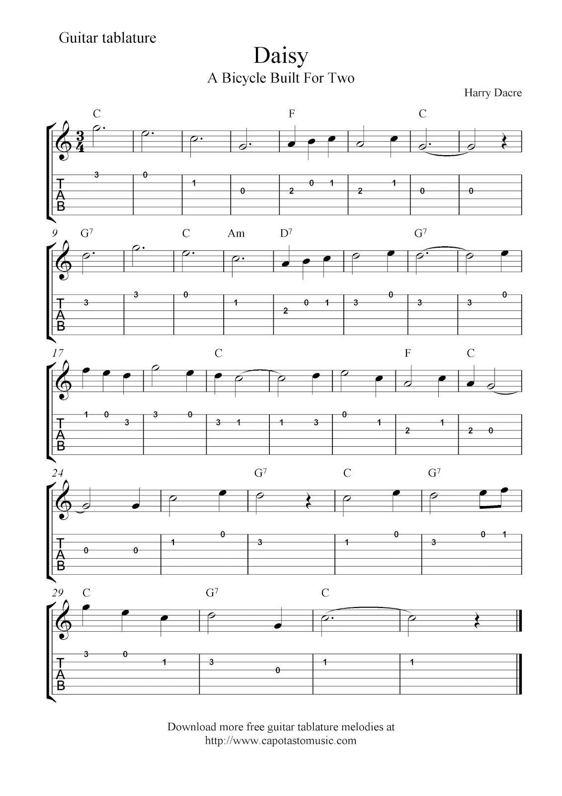 This is a picture of Witty Printable Shhet Music