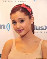 Ariana Grande Sirius XM Studio