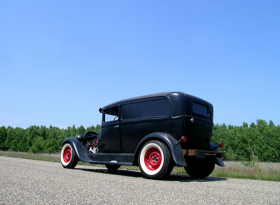 Rodcitygarage 1929 Ford Sedan Delivery
