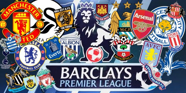 Hasil Liga Inggris Senin 28 Desember 2015