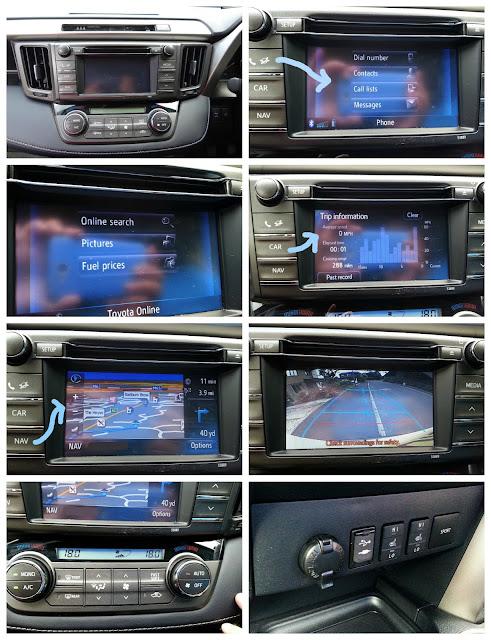 Toyota, RAV4, Family Car