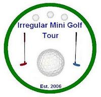 Irregular Mini Golf Tour logo