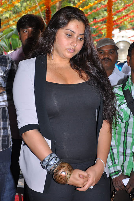 Namitha latest photo without makeup