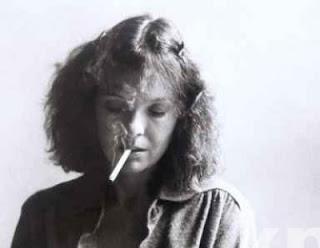 Diane Keaton Smoking