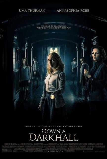 Down a Dark Hall [2018] [BBRip 1080p] [Dual Audio]
