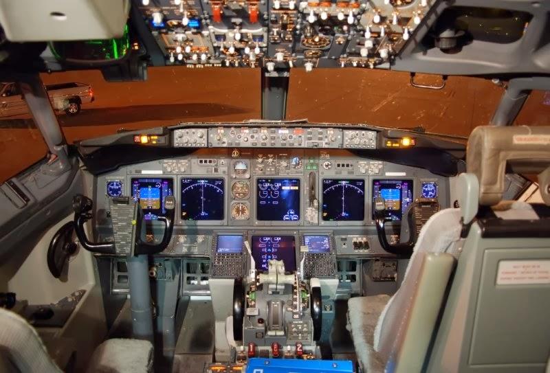 Fly Gosh B737 Simulator Flight Instructor And Sales