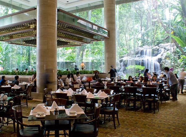 The Dining Room Tagaytay Buffet Regina Natie We Laugh Smile Love Wedding