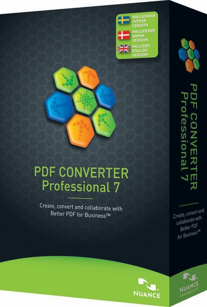 Nuance PDF Converter Professional 7 | r0edy Corner