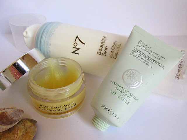 cleansing creams and balms for dry skin
