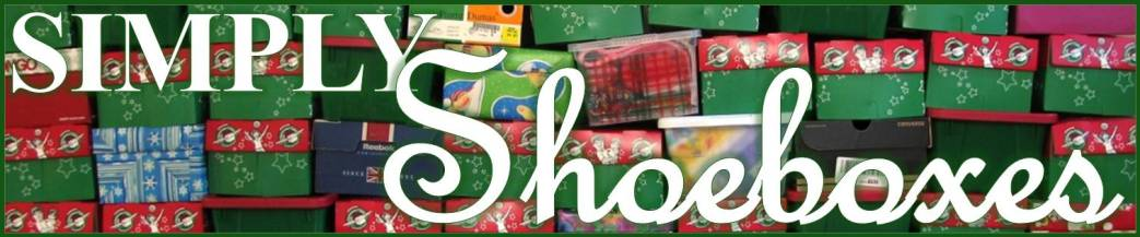 Simply Shoeboxes