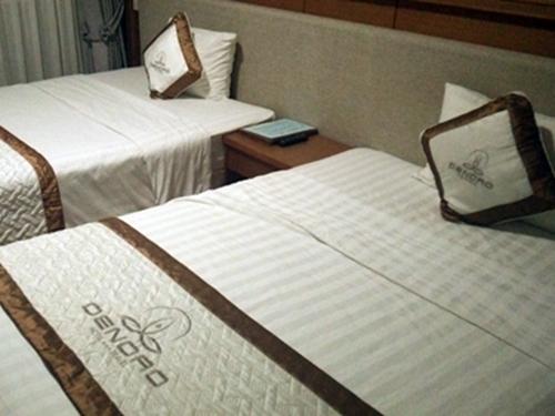デンドロホテル(Dendro Hotel) ベッド