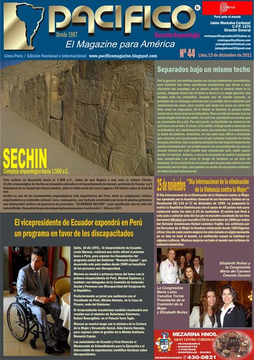 Revista Pacífico Nº 44 Arqueología