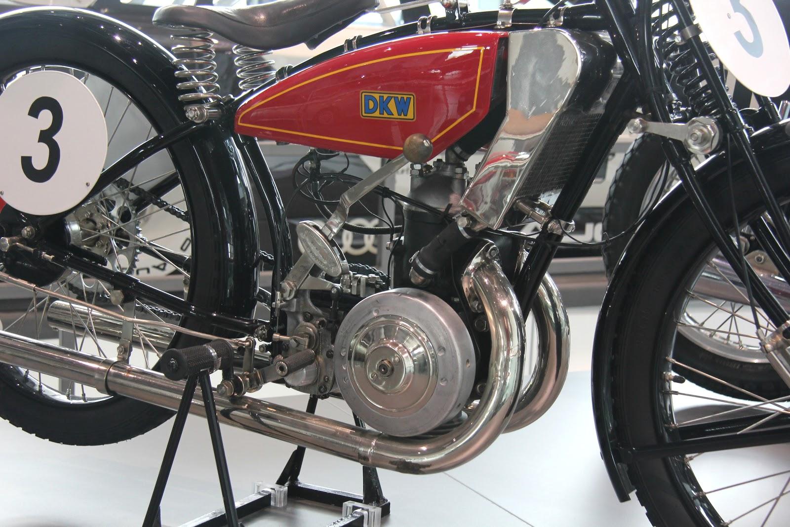 DKW ORe 250 Motorbike