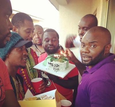 jesse jagz marijuana birthday cake
